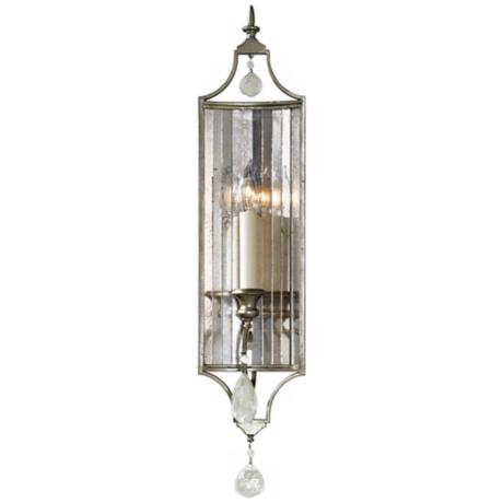 "Murray Feiss Gianna Collection 26"" High Wall Sconce"