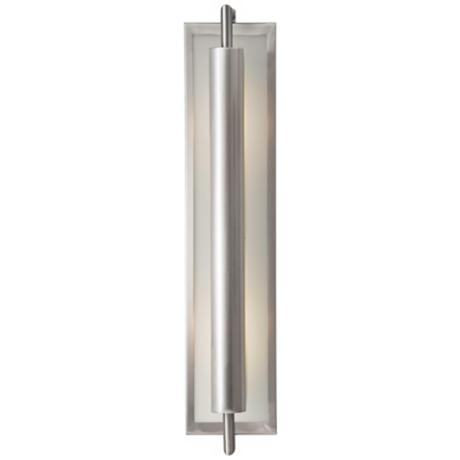 "Murray Feiss Mila Collection Steel 24 3/4"" High Wall Sconce"