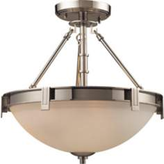 "Tribeca Collection 16"" Wide Ceiling Light Fixture"