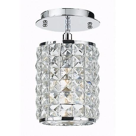 "Chelsea Collection 4 1/2"" Wide Ceiling Light Fixture"