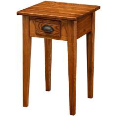 Favorite Finds Bin Pull Square Table