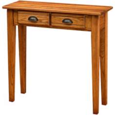 Favorite Finds Two Drawer Console Table