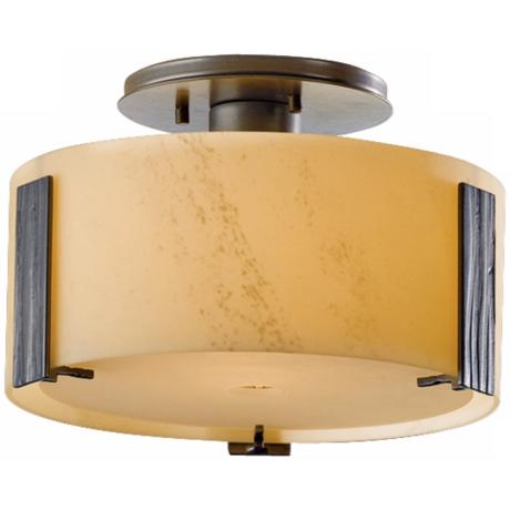 "Impressions Collection 10"" Wide Ceiling Light Fixture"