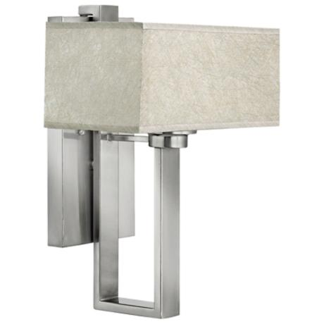 "Quattro Collection 15 1/2"" High Wall Sconce"