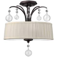 "Prosecco Collection 17"" Wide Ceiling Light Fixture"