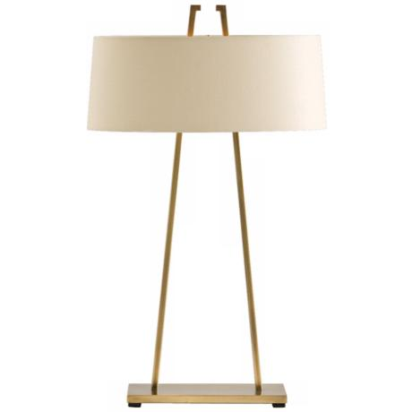 "Dalton Brass 30 1/4"" High Table Lamp"