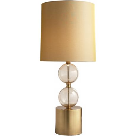 Arteriors Home Miramar Glass Sphere Table Lamp