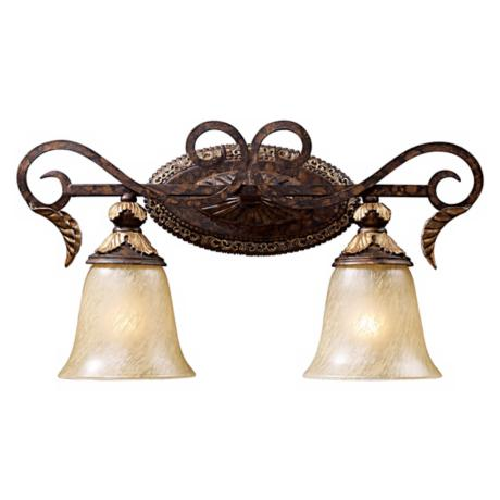 "Regency Collection 20"" Wide Bathroom Light Fixture"