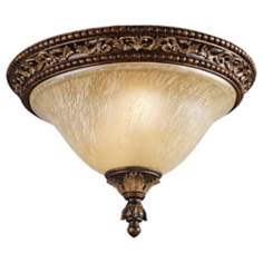 "Regency Collection 16"" Wide Ceiling Light Fixture"