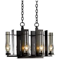 Hubbardton Forge New Town 6-Light Chandelier