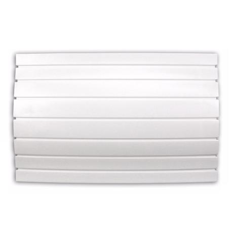 Modern White Linear Door Chime