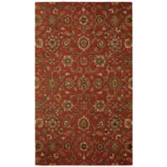 Natural Wool Collection Victoria Area Rug