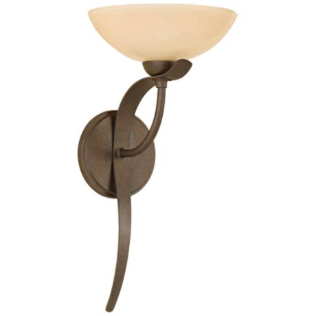"Murray Feiss Kinsey Collection 16 3/4"" High Wall Sconce"