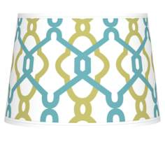 Hyper Links Tapered Lamp Shade 10x12x8 (Spider)