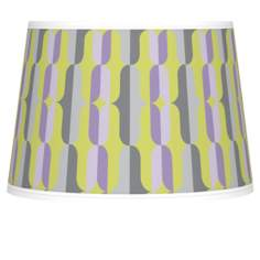 Side By Side Tapered Lamp Shade 10x12x8 (Spider)