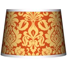 Stacy Garcia Harvest Florence Tapered Lamp Shade 10x12x8 (Spider)