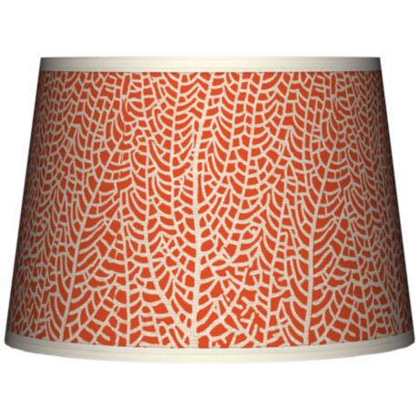 Stacy Garcia Seafan Coral Tapered Lamp Shade 10x12x8 (Spider)