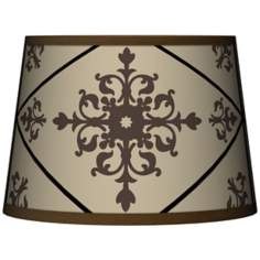 Chambly Tapered Lamp Shade 10x12x8 (Spider)