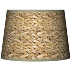 Seagrass Tapered Lamp Shade 10x12x8 (Spider)