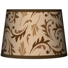 Fall BreezeTapered Lamp Shade 10x12x8 (Spider)