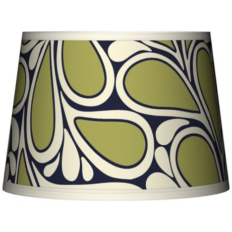 Stacy Garcia Rain Metal Tapered Lamp Shade 10x12x8 (Spider)