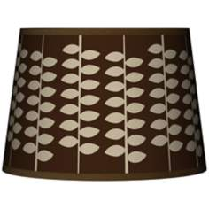 Hi Fi Tapered Lamp Shade 10x12x8 (Spider)