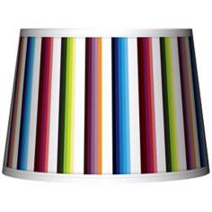 Technocolors Tapered Lamp Shade 10x12x8 (Spider)