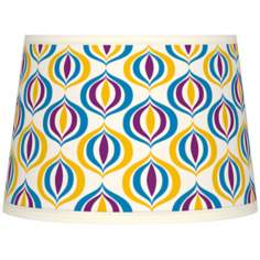 Scatter Tapered Lamp Shade 10x12x8 (Spider)