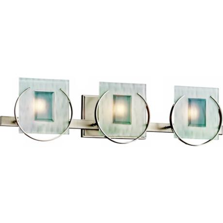 "Manitoba Collection 24"" Wide Bathroom Light Fixture"