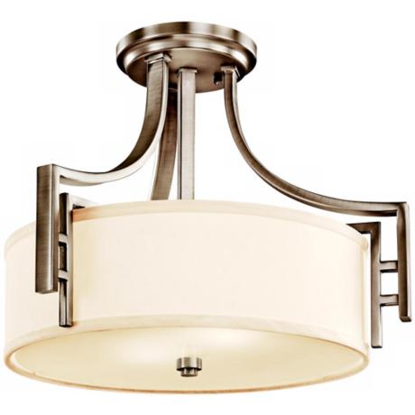 "Kichler Quinn Collection 17"" Wide Ceiling Light Fixture"