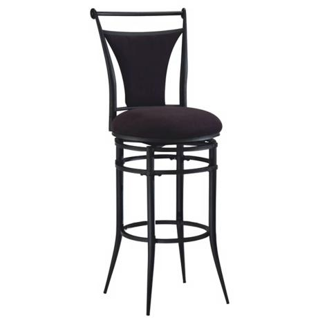 "Hillsdale Cierra Swivel 30"" High Bar Stool"