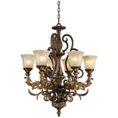 Trump Home Regency Collection 6-Light Chandelier