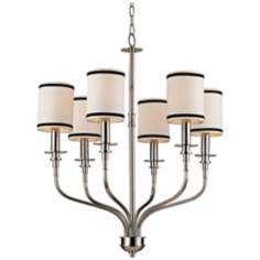 Trump Home Chelsea Collection 6-Light Chandelier