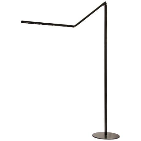 Gen 2 i-Tower Metallic Black Warm White LED Floor Lamp