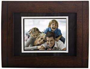Tao Electronics digital photo frame at LampsPlus.com