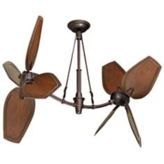 Emerson St. Croix Oil-Rubbed Ceiling Fan