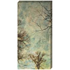 "Abstract Trees V Giclee Indoor/Outdoor 48"" High Wall Art"
