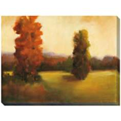 "Autumn Dusk II Giclee Print Indoor/Outdoor 48"" Wide Wall Art"