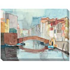 "Venetian II Giclee Print Indoor/Outdoor 48"" Wide Wall Art"