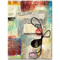 "Days Like These II Giclee Indoor/Outdoor 48"" High Wall Art"