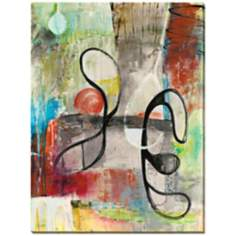 "Days Like These I Giclee Indoor/Outdoor 48"" High Wall Art"