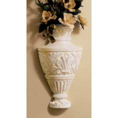 Classic Urn Faux Stone Finish Wall Art
