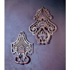 Villa Bascon Set of 2 Decorative Door Knockers