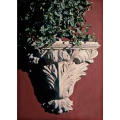 Acanthus Leaf Shelf