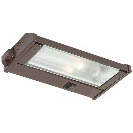 "Mach 120 Bronze 8"" Xenon Under Cabinet Light"