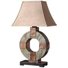 Green Table Lamp Styles At Lamps Plus