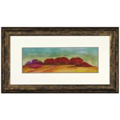 Mary Poppins Landscape I Walt Disney Signature Wall Art