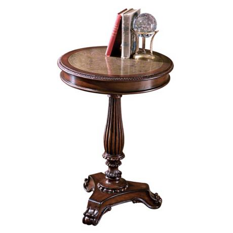 Heritage Collection Round Pedestal Table