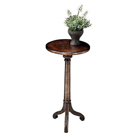 Artists Originals Collection Pedestal Table