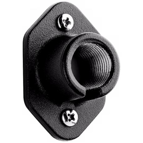 Kichler Black Tree/Surface Low Voltage Mounting Bracket